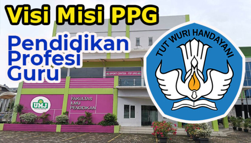 ppg visi misi